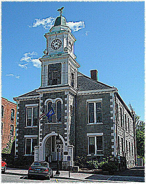 Litchfield County Courthouse